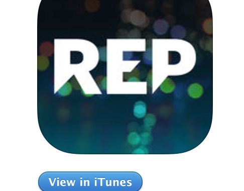 REP is in The APP Store: Perfect for Influencer Marketing Strategy